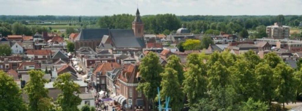 Bezoekersenquête centrum Leerdam